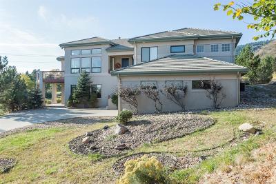 Littleton Single Family Home Under Contract: 10968 Prairie Run