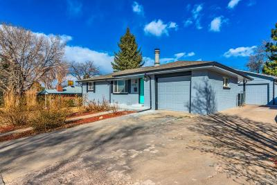 Arvada Single Family Home Active: 6668 Chase Street