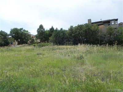 Littleton Residential Lots & Land Active: 6753 Big Horn Trail