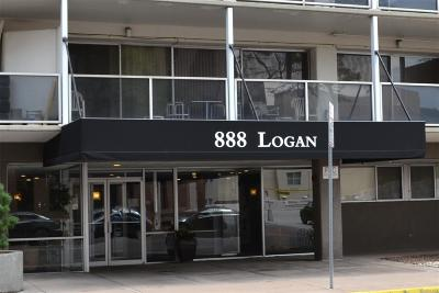 Cap Hill/Uptown, Capital Hill, Capitol Hill Condo/Townhouse Active: 888 North Logan Street #4E