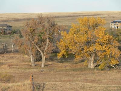 Parker Residential Lots & Land Under Contract: 3122 Antelope Ridge Trail