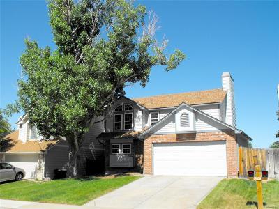 Centennial Single Family Home Active: 5684 South Jericho Way