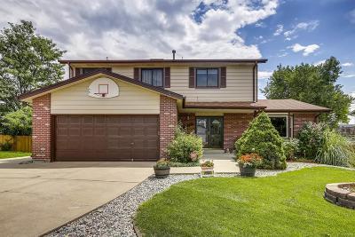 Thornton Single Family Home Active: 10060 Columbine Court