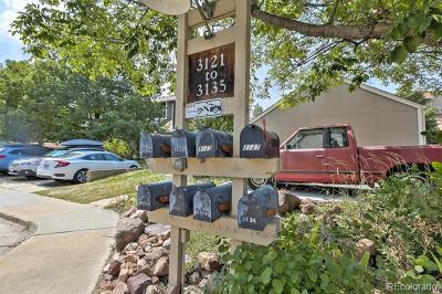 Boulder Condo/Townhouse Active: 3135 Redstone Lane #E5