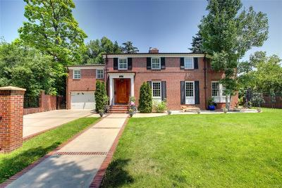 Single Family Home Under Contract: 100 North High Street