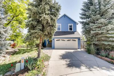 Boulder Single Family Home Active: 4544 Sandpiper Court