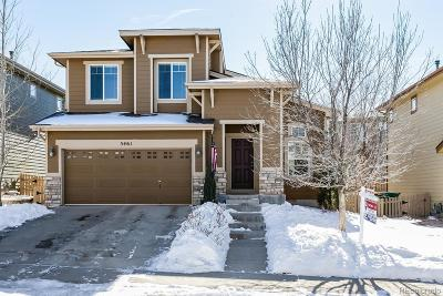 Highlands Ranch Single Family Home Under Contract: 5461 Fullerton Circle