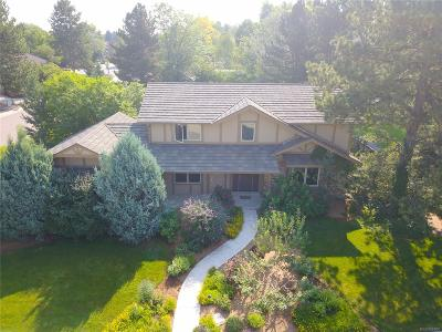 Single Family Home Under Contract: 5410 South Havana Court
