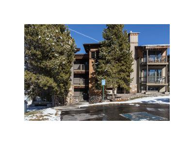 Steamboat Springs CO Condo/Townhouse Active: $167,500