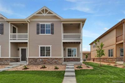 Longmont Condo/Townhouse Under Contract: 1219 Bistre Street