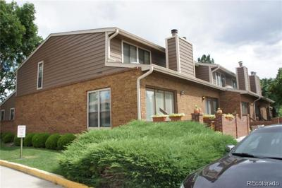 Arvada Condo/Townhouse Active: 11570 West 70th Place #A