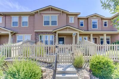 Commerce City Condo/Townhouse Active: 17938 East 105th Avenue #48C