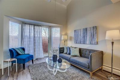 Lakewood Condo/Townhouse Under Contract: 5314 West 17th Avenue