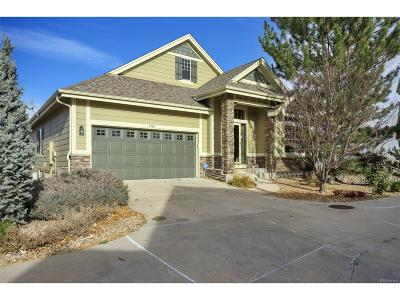 Littleton Single Family Home Active: 9742 South Iris Court