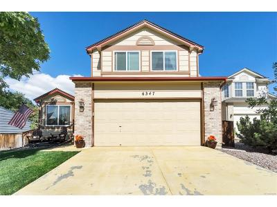 Highlands Ranch Single Family Home Under Contract: 6347 Monterey Place
