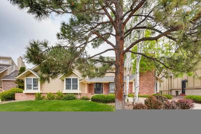 Broomfield Single Family Home Active: 1461 Dunsford Way