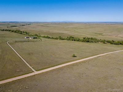 Kiowa CO Residential Lots & Land Active: $224,900