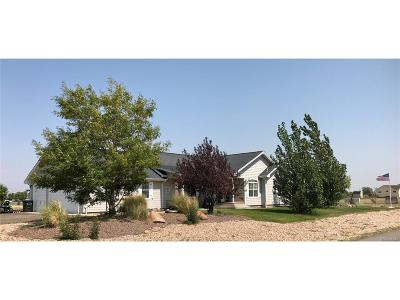 Arapahoe County Single Family Home Under Contract: 51 West 6th Place