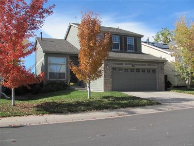 Highlands Ranch Single Family Home Active: 9661 Silverberry Circle