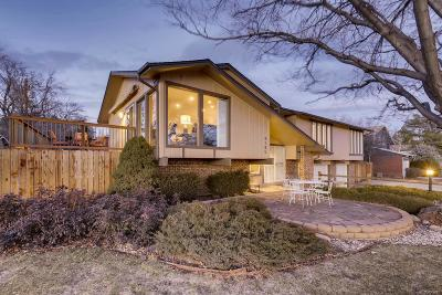 Arvada Single Family Home Under Contract: 9185 West 73rd Avenue