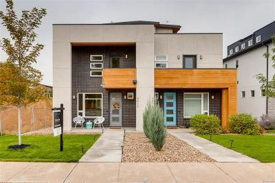 Englewood Condo/Townhouse Active: 3517 South Ogden Street