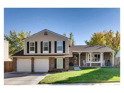 Littleton Single Family Home Active: 10104 West Geddes Circle