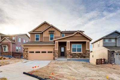 Aurora Single Family Home Active: 24583 East Mineral Drive