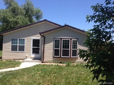 Golden Single Family Home Under Contract: 1420 Juniper Street