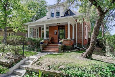Denver Single Family Home Active: 685 South Grant Street