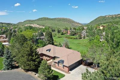 Littleton Single Family Home Active: 3 North Ranch Road