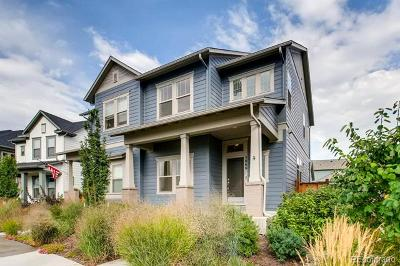 Denver Single Family Home Active: 5066 Yosemite Court #1