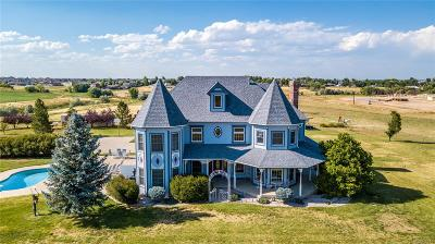 Greeley Single Family Home Under Contract: 1731 71st Avenue