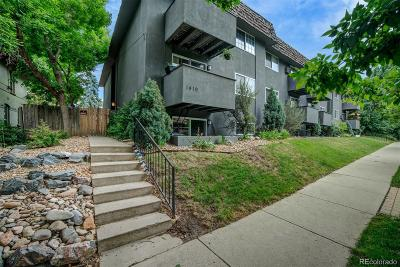 Denver Condo/Townhouse Active: 1410 York Street #25