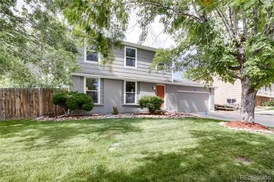 Denver Single Family Home Active: 15067 East Andrews Drive