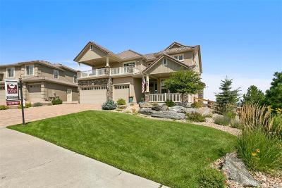 Castle Rock Single Family Home Under Contract: 4203 Opportunity Drive