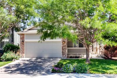 Parker Single Family Home Under Contract: 10826 Crooke Drive