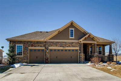 Arvada Single Family Home Under Contract: 8405 Quartz Circle