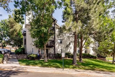 Aurora Condo/Townhouse Active: 17331 East Mansfield Avenue #321R