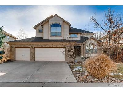 Aurora Single Family Home Active: 16820 East Peakview Place