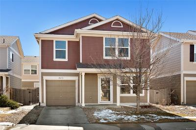 Longmont Single Family Home Under Contract: 10678 Forester Place