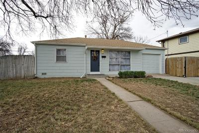 Single Family Home Active: 850 Lansing Street