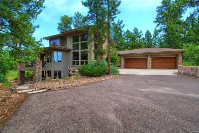 Castle Rock Single Family Home Active: 967 Country Club Parkway