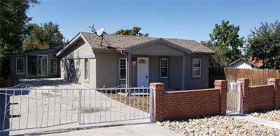 Denver Single Family Home Active: 143 South Grove Street