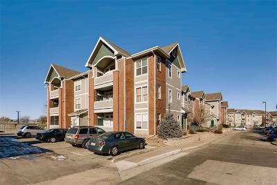 Aurora Condo/Townhouse Active: 14221 East 1st Drive #307