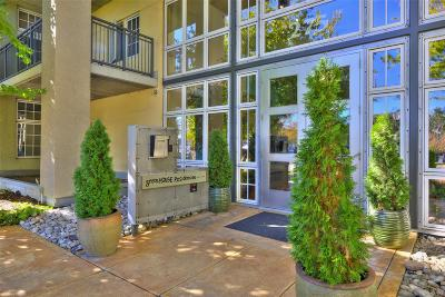 Condo/Townhouse Under Contract: 275 South Harrison Street #205