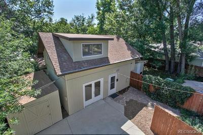 Longmont Single Family Home Active: 1127 Sumac Street