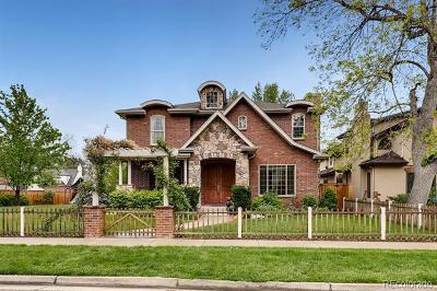 Denver Single Family Home Active: 726 Locust Street