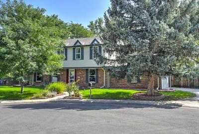 Denver Single Family Home Under Contract: 3844 South Xenia Street