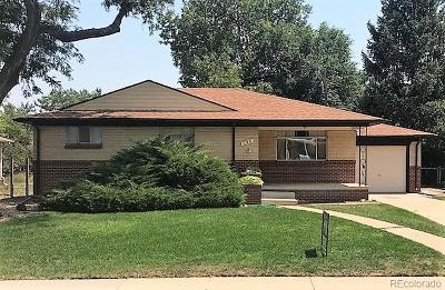 Broomfield Single Family Home Active: 180 Flint Way