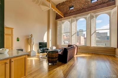 Denver Condo/Townhouse Active: 1555 California Street #403